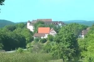 Schule Schloss Hohenfels / Bild: Screenshot YouTube