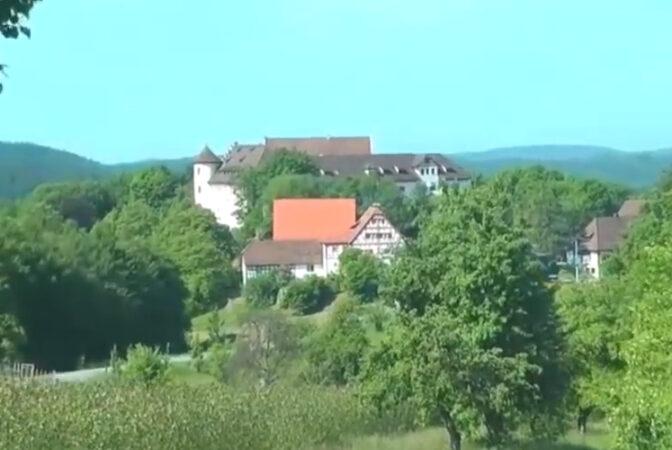 Schule-Schloss-Salem-Standort Burg Hohenfels / Bild: Screenshot YouTube