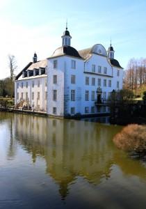 Das Barockschloss der Fürstäbtissinnen von Essen