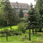 Schloss Arensburg in Rinteln verfällt