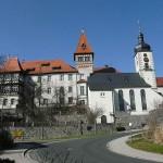 Schloss Brand: Atomlabor im Schloss des Admirals