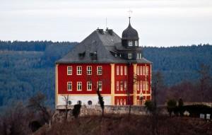 Das Schloss Brandenstein soll zum Gästehaus werden / Foto: Wikipedia / Ansgar Koreng / CC-BY-SA 3.0