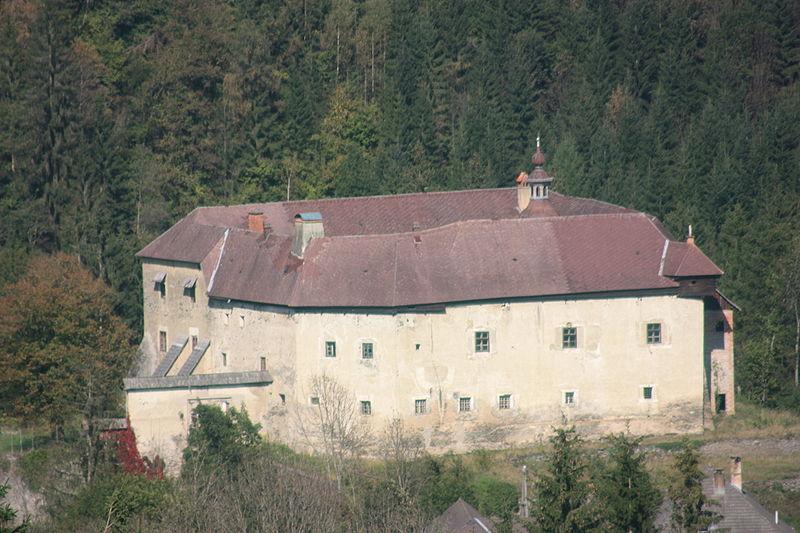 Für Schloss Grades wird ein Käufer gesucht / Foto: gemeinfrei