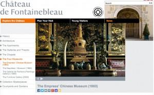 Just ein Teil der Schätze, mit denen das Museum auf seiner Homepage wirbt, wurde gestohlen / Bild: Screenshot Museumsseite