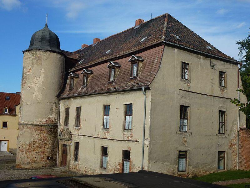 Schloss Gröbitz in Sachsen-Anhalt / Foto: Wikipedia / Tnemtsoni / CC-BY-SA 3.0