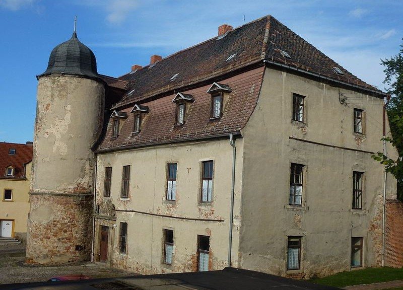 Schloss Gröbitz nahe Halle an der Saale / Foto: Wikipedia / Tnemtsoni / CC-BY-SA 3.0