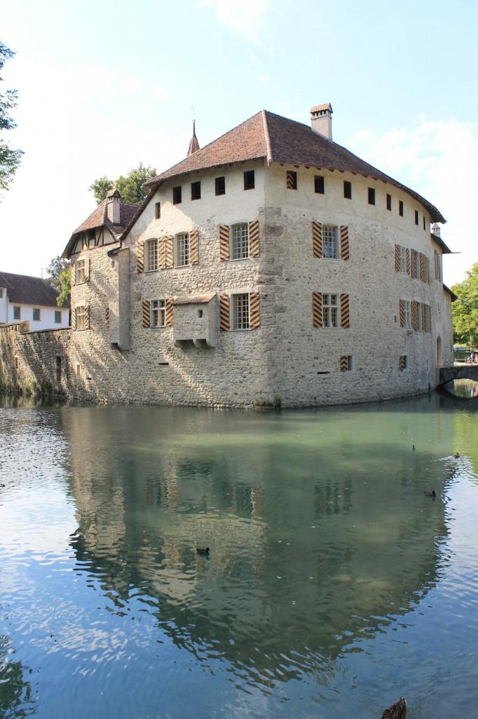 Schloss Hallwyl / Foto: Burgerbe.de