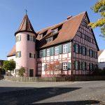 Schloss Rockenbach: Tod durch Fenstersturz