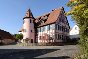 Schloss Rockenbach / Foto: Wikipedia / Joachim Fritz / CC-BY-SA 3.0