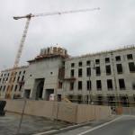 Webcam für die Berliner Stadtschloss-Baustelle