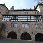 Burg Blankenheim: Jugendherberge mit Ritterromantik