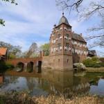 Burg Kühlseggen: Wasserburg als Zierde von Weilerswist