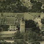 Notsicherung für Dächer von Schloss Erxleben II