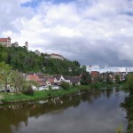 Burg Harburg in Schwaben: Festsaal restauriert
