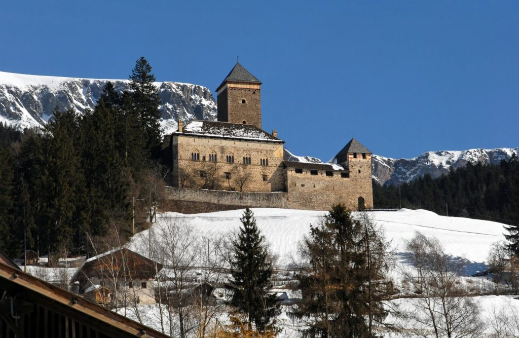Schloss Reinegg in Südtirol / Foto: Wikipedia / Bbb / CC-BY-SA 1.0
