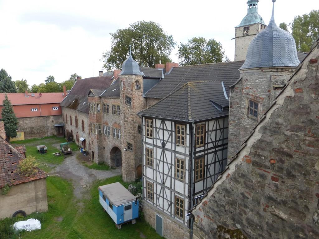 Schloss Erxleben in Erxleben / Foto: © Deutsche Stiftung Denkmalschutz/Dr. Eckhard Wegner