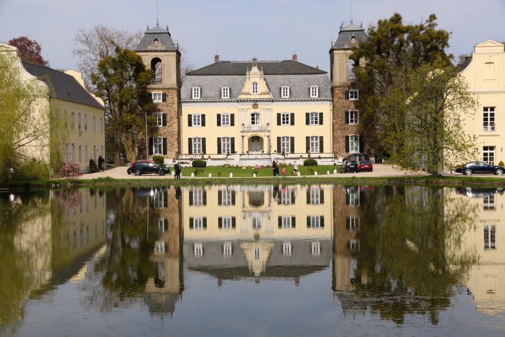 Schloss Flamersheim: Feine Küche und ein Hotel