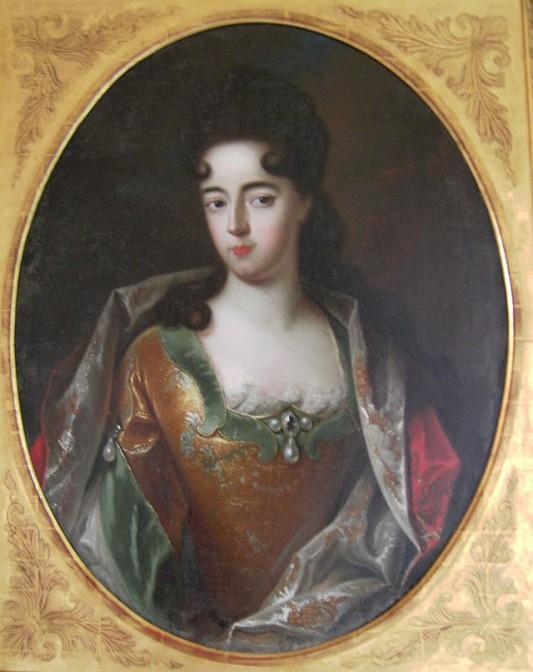 Die Gräfin Cosel in jungen Jahren / Bild: gemeinfrei