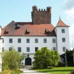 Leichenfund bei Schloss Reisensburg