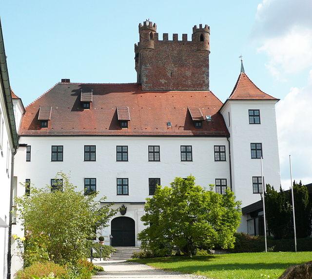 Schloss Reisensburg & Foto: gemeinfrei