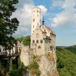 Schloss Lichtenstein: Besuch auf einem Märchenschloss