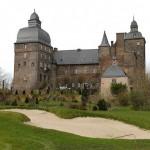 Golfen auf Schloss Myllendonk am Niederrhein