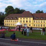 Schloss Alexandersbad wird Osteopathie-Akademie