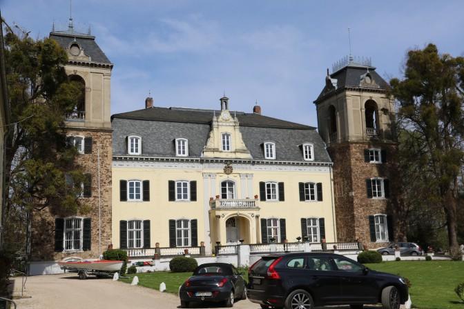 Burg Flamersheim: Seit 150 Jahren in Familienbesitz / Fotos: Burgerbe.de