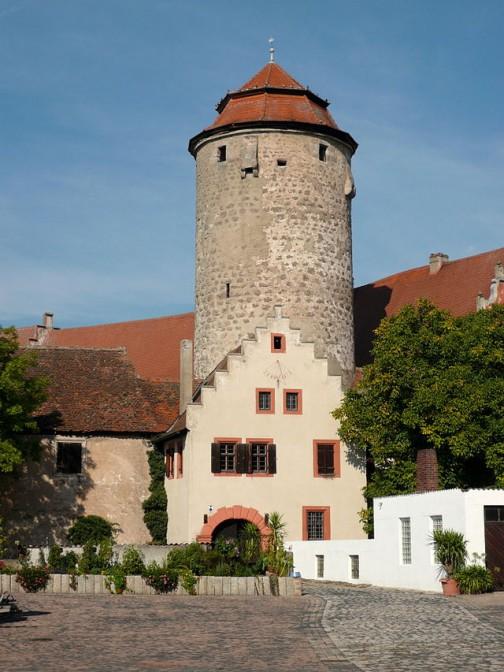 Burg Lisberg im Steigerwald / Foto: gemeinfrei