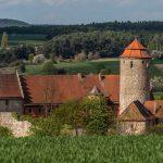 Burg Lisberg in Franken: Wer setzt Hans Fischers Lebenswerk fort?