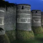 Chateau Angers und die Galerie der Apokalypse