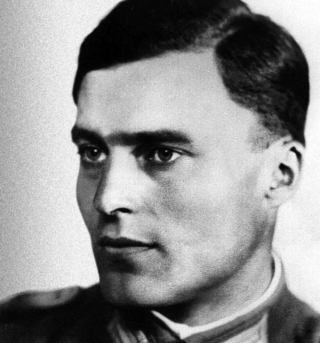 1943 reifte bei Claus Graf Schenk von Stauffenberg auf dem Schloss in Lautlingen der Gedanke, Hitler zu töten / Foto: gemeinfrei