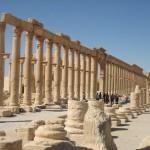 "Daesh-Miliz (""IS"") erobert Welterbestätte Palmyra"