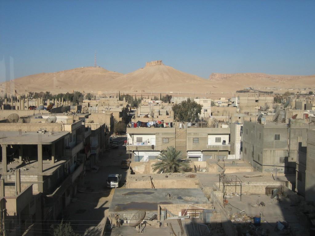Palmyra Stadt vor dem Krieg