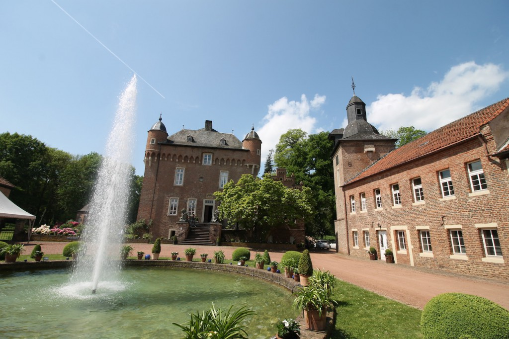 Schloss Loersfeld in Kerpen / Fotos: Burgerbe.de