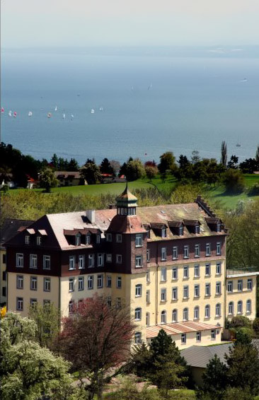 Malerisch: Schloss Spetzgart bei Überlingen am Bodensee / Foto: Wikipedia / Eduardo89 / GFDL