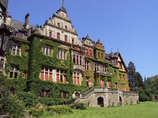 Schloss Ramholz bei Schlüchtern (Osthessen) / Foto: Wikipedia/Robert Brimberry / CC-BY-SA 3.0