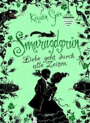 Smaragdgrün: Das letzte Buch der Edelstein-Trilogie wird gerade verfilmt / Cover: Amazon