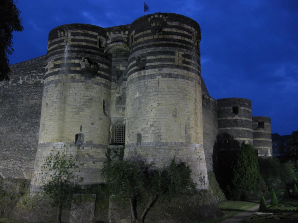 Chateau Angers / Fotos: Burgerbe.de