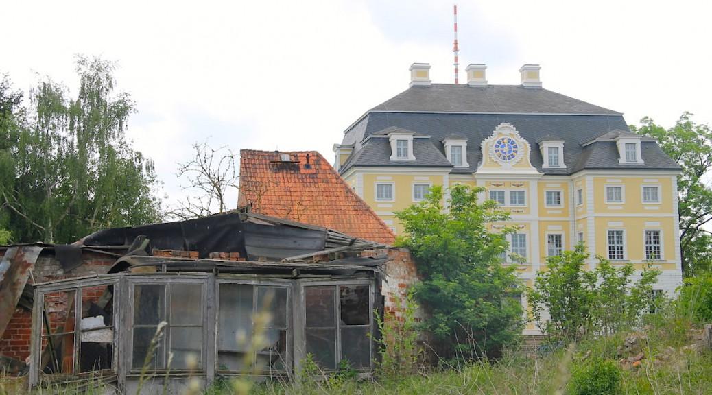 Schloss Wiederau / Foto: Burgerbe.de