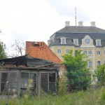 Schloss Wiederau: Gerettet vor den Braunkohle-Baggern