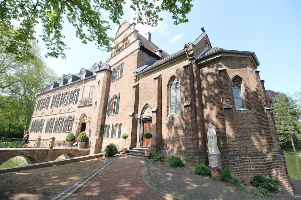 Burg Bergerhausen in Kerpen / Fotos: Burgerbe.de