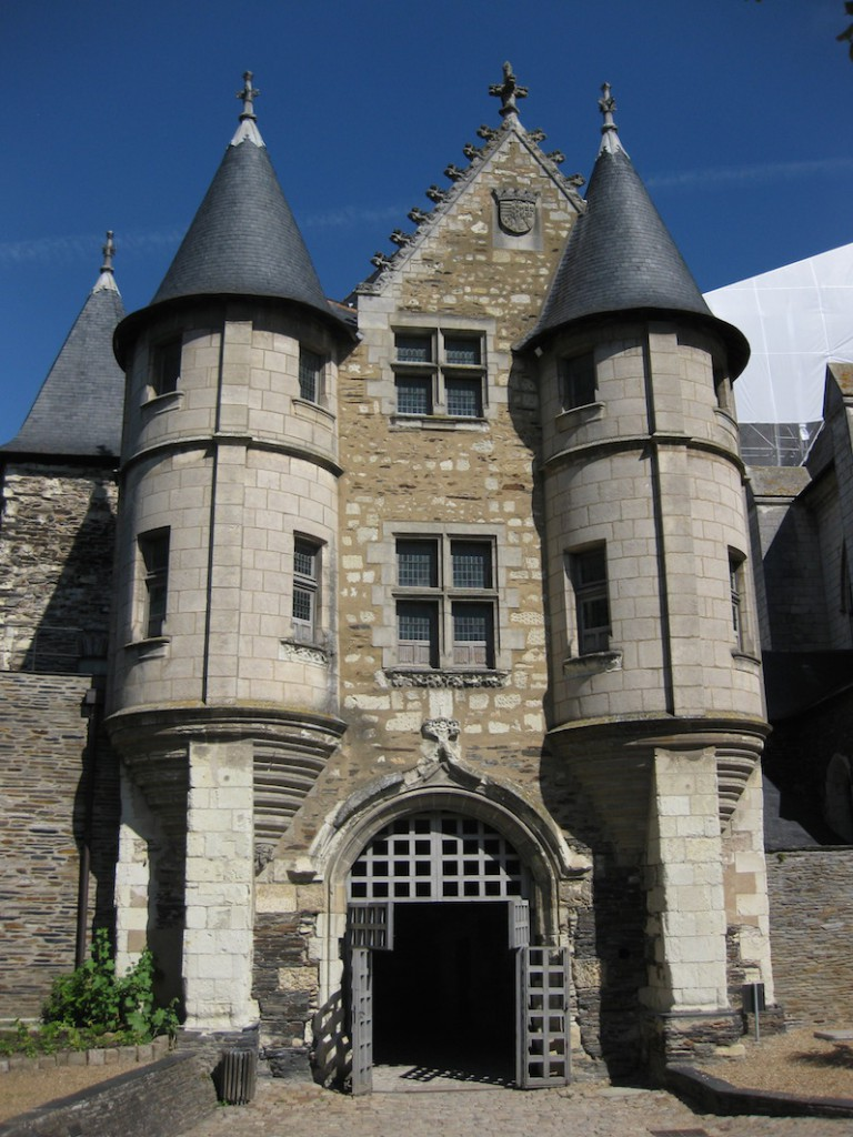 Chateau Angers: Das Chatelet