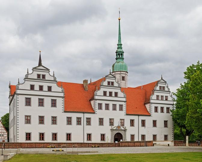 Schloss Doberlug in Doberlug-Kirchhain / Fotos (oben und rechts): Wikipedia / A.Savin / CC-BY-SA 3.0