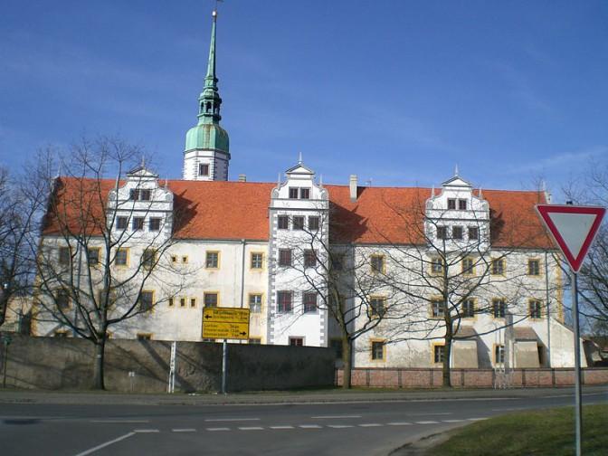 Schloss Doberlug 2007 / Foto: Wikipedia / Alter Fritz / CC-BY-SA 3.0