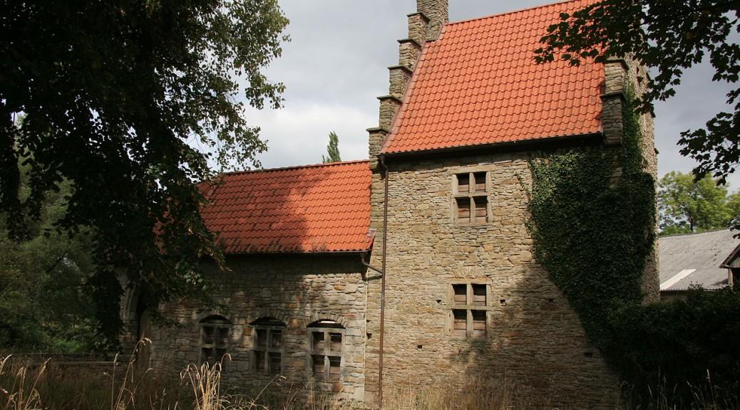Wasserburg Steinhausen (Bild vor dem Brand) ist nur noch eine Ruine ( Foto: Wikipedia / Helfmann / CC-BY-SA 3.0