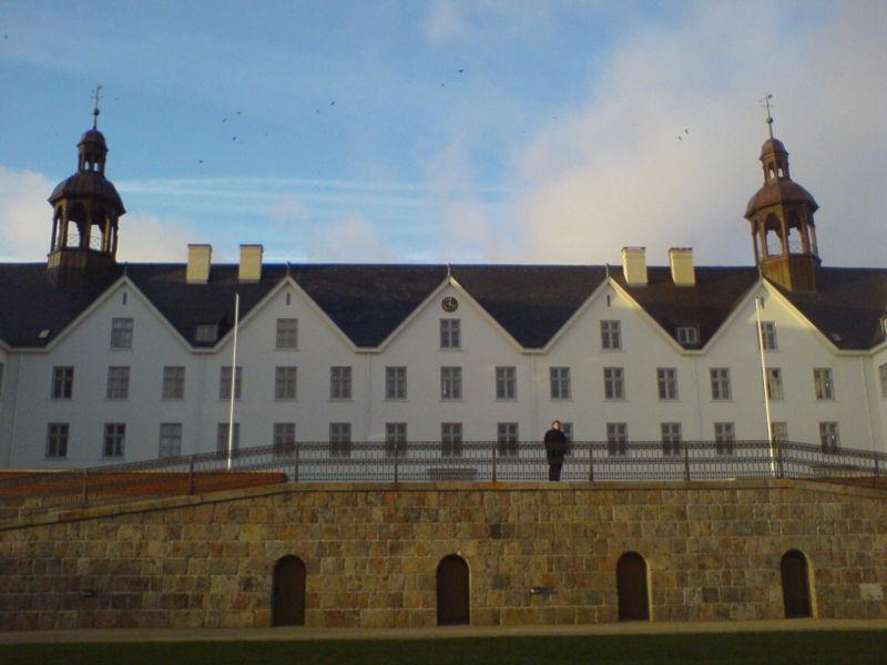 Blick vom Schlosshof / Foto: Wikipedia / PodracerHH / CC-BY-SA 3.0
