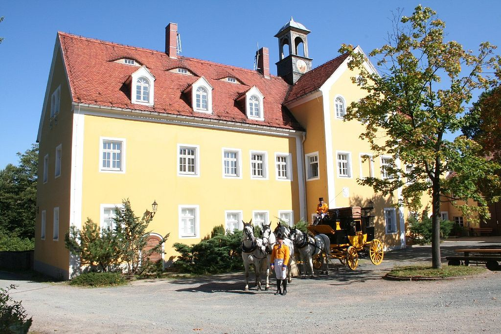 Schloss Grillenburg / Fotos (2): Andre Kaiser / gemeinfrei