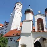 Schloss Dillingen: Ärger um Gedenkstein zur Hexenverfolgung