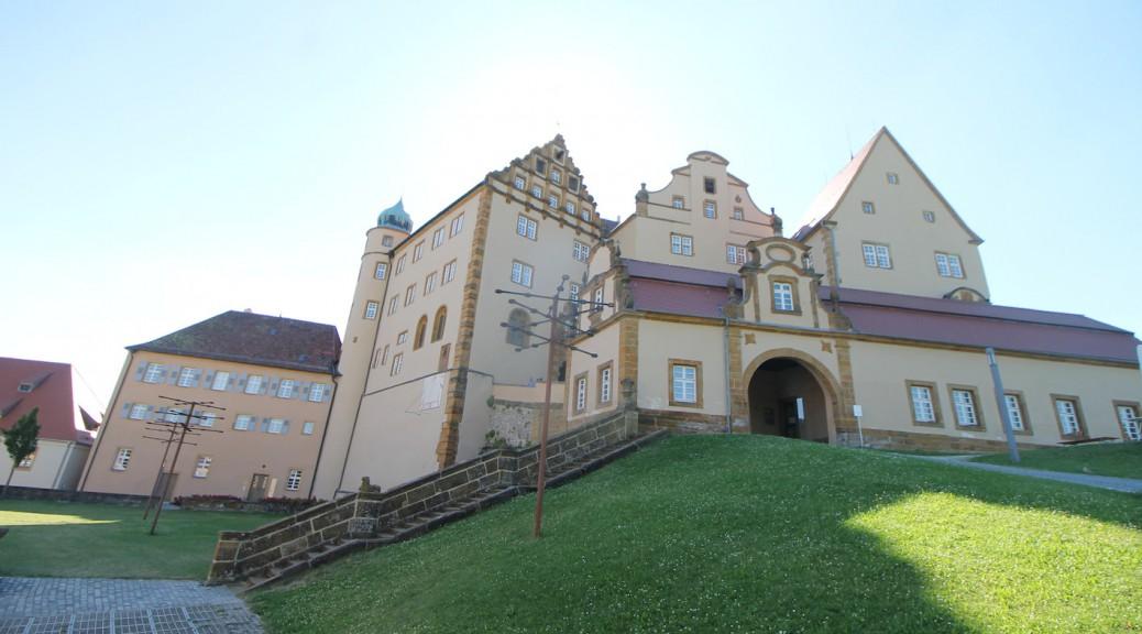 Schloss Kapfenburg / Foto: Burgerbe.de